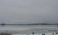 Jezioro Święcajty – Warunki Lodowe 11 luty 2015